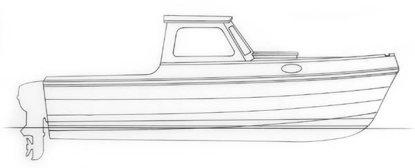 Bay Pilot 18 Power Boat